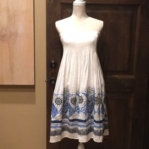 Awesome crinkle skirt or dress